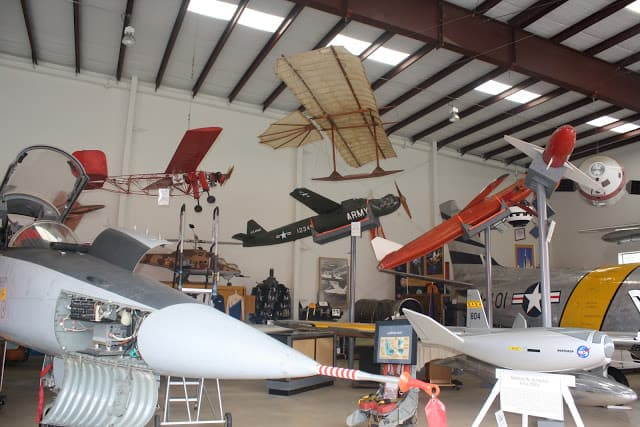 Our Tour of Western Museum of Flight: Things to do in South Bay
