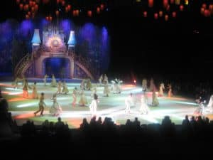 Disney on Ice: Dare to Dream Show Experience