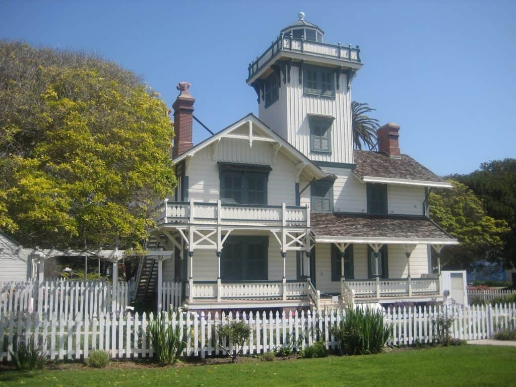 List of California Lighthouses + Visiting Point Fermin Lighthouse