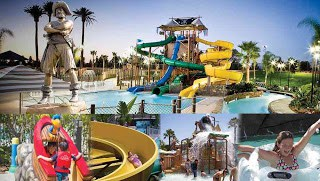 Discount to Water Slides at Pirate-Themed Splash! Buccaneer Bay Water Park