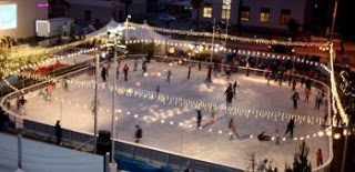Outdoor Ice Skating Rink Locations: Holiday 2013
