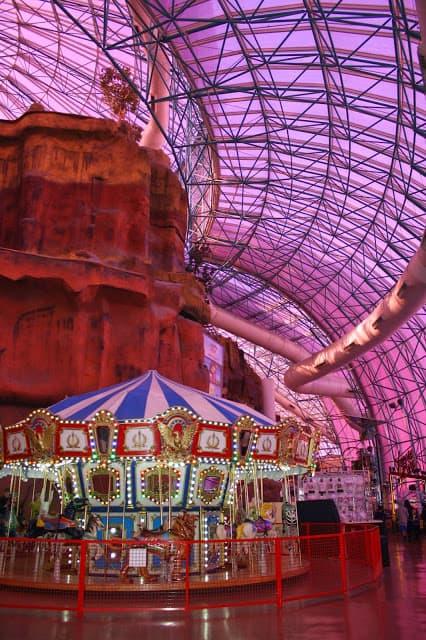 Circus Circus Las Vegas Adventurdome and Carnival games ...