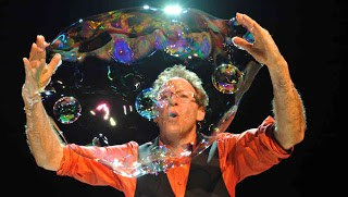 The Amazing Bubble Man Show Discount: Santa Monica