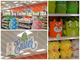 South Bay Easter Egg Hunt 2014, Easter Brunch & Breakfast with the Bunny