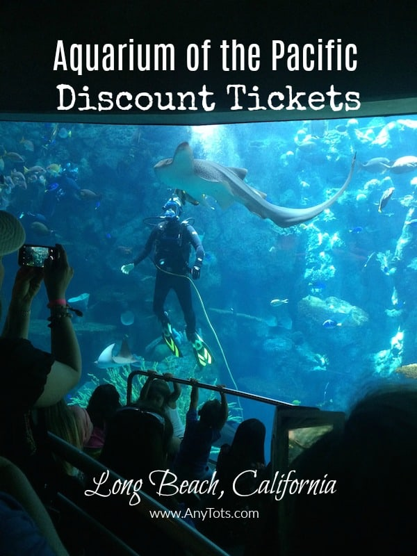 Discount Tickets to Aquarium of the Pacific
