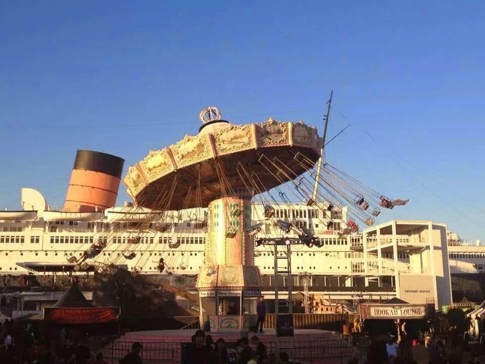 Queen Mary Dark Harbor Review + $14-20 Discount Tickets ...