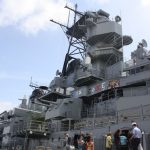 USS Iowa Discount: COMP – $6 Tour USS Iowa San Pedro