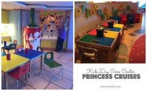 You Wanna Be a Kid Again if Cruise Day Care Looks Like This