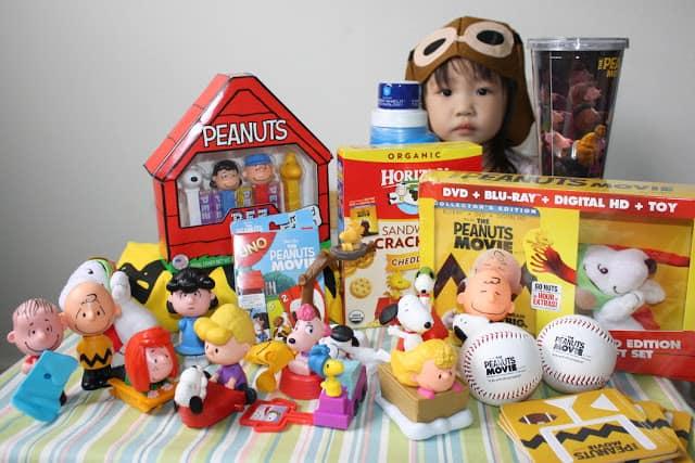 Peanuts Movie Party Fun #PeanutsInsiders