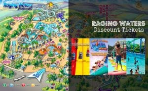 Raging Waters Discount Tickets 2017: Rides, Slides, Pools, Waves and More