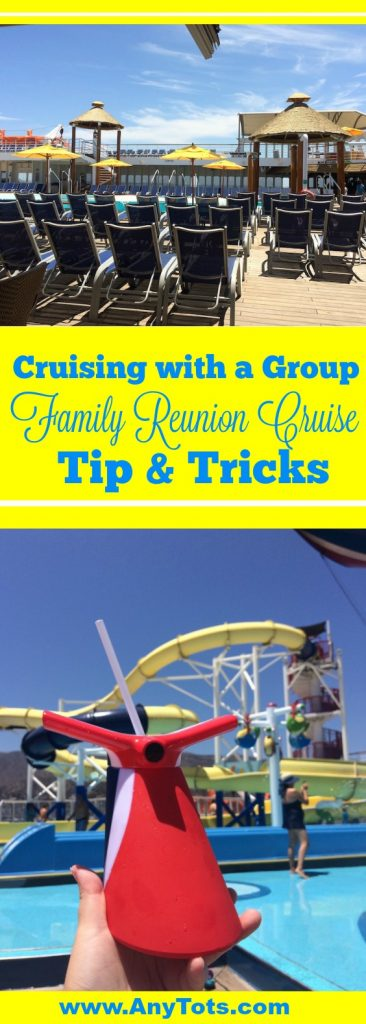 family reunion cruise tips