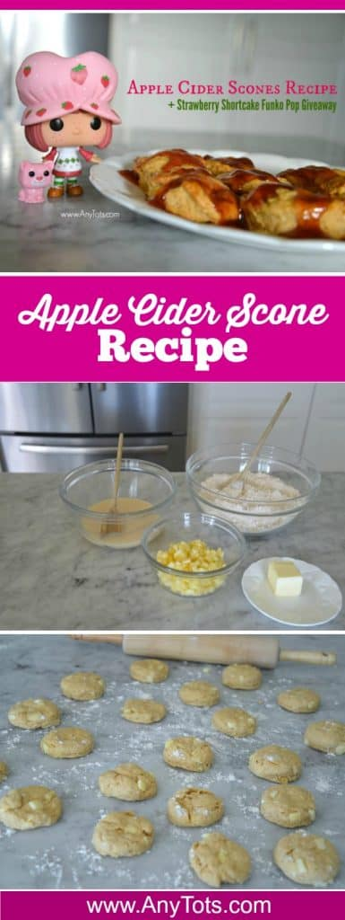 apple scone recipe