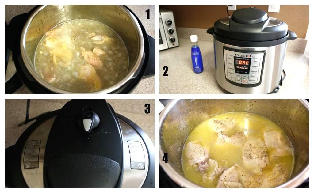 Arroz caldo instant pot recipe filipino recipe any tots for Instant pot fish