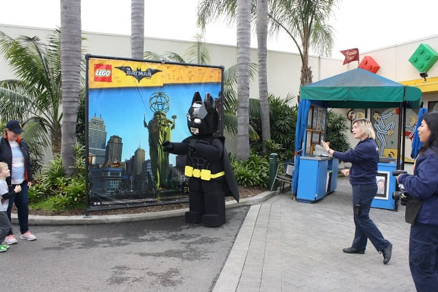 Legoland: LEGO Batman Movie Days Experience