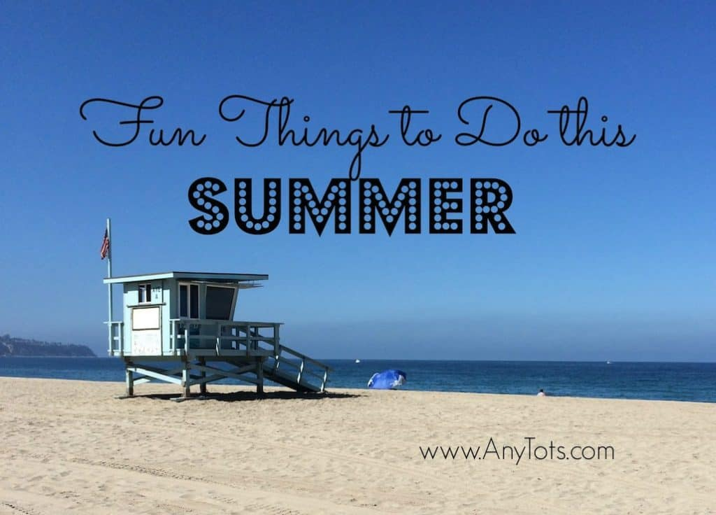 50+ Cheap and Free Things to Do this Summer in SoCal