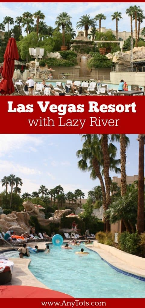 resort with a lazy river