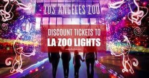 Los Angeles Zoo Discount Tickets LA Zoo Lights $9