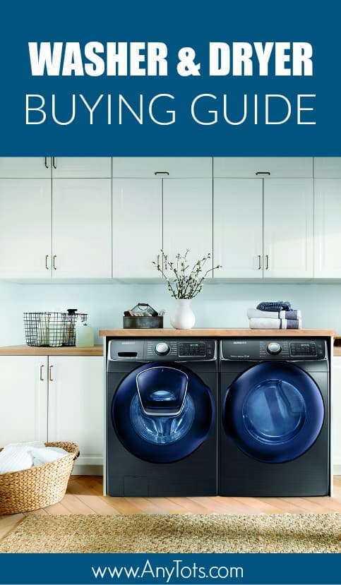 Buying a washer and dryer guide front load vs top load washing.