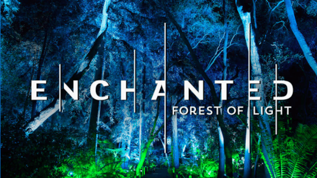 descanso gardens enchanted forest of light discount