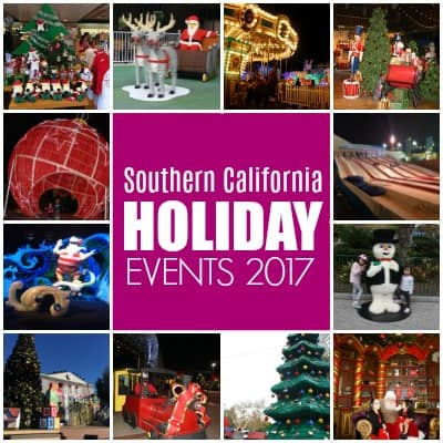 los angeles holiday events 2017