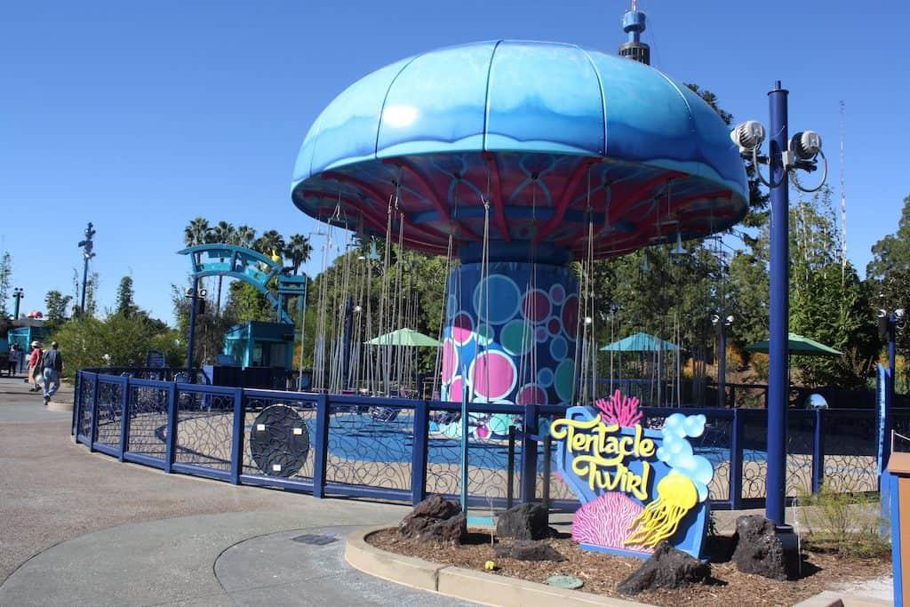 Seaworld Ride for Kids