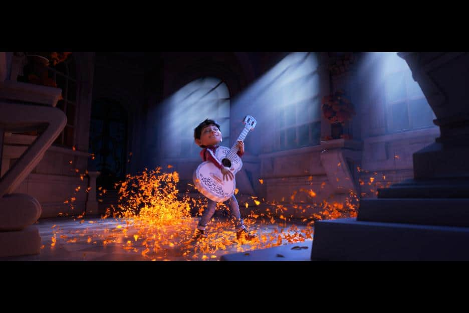 Free Disney Pixar's Coco Coloring Pages & Activity Sheets