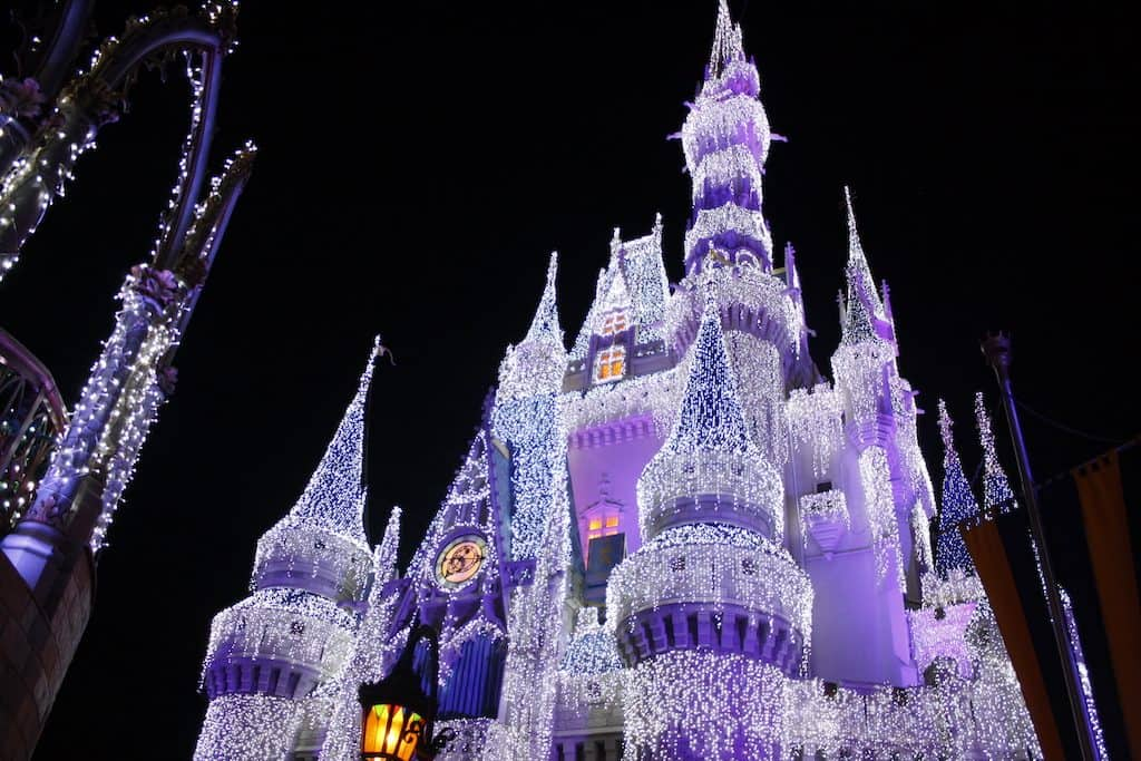 2 Week Orlando Itinerary Magic Kingdom