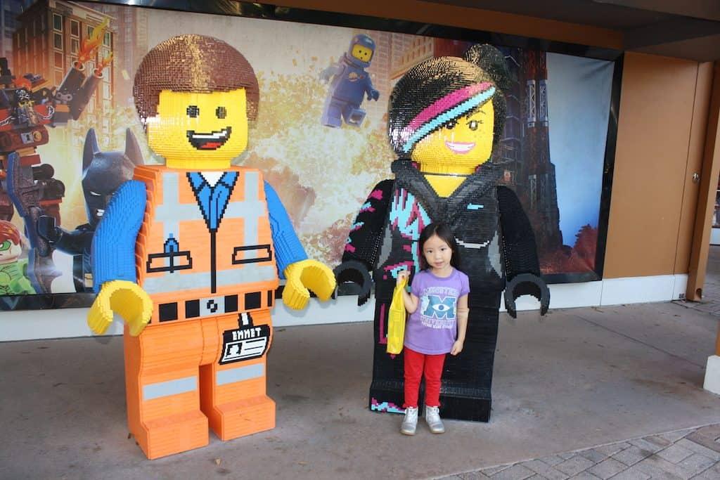 2 Week Orlando itinerary Legoland