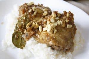 Chicken Adobo Instant Pot Recipe | Filipino Recipes