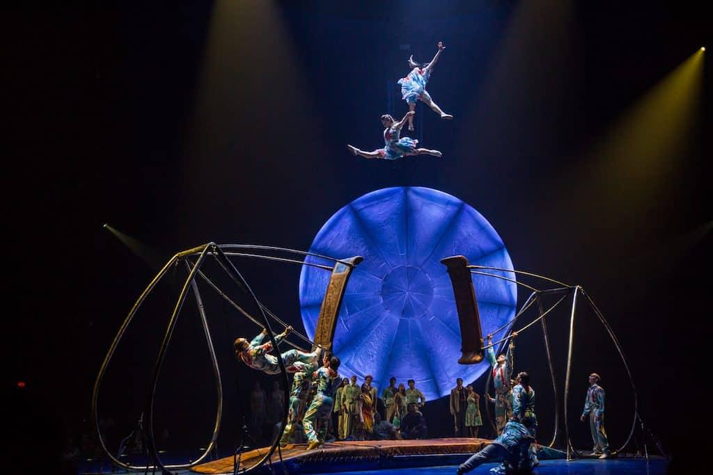 cirque du soleil luzia discount tickets