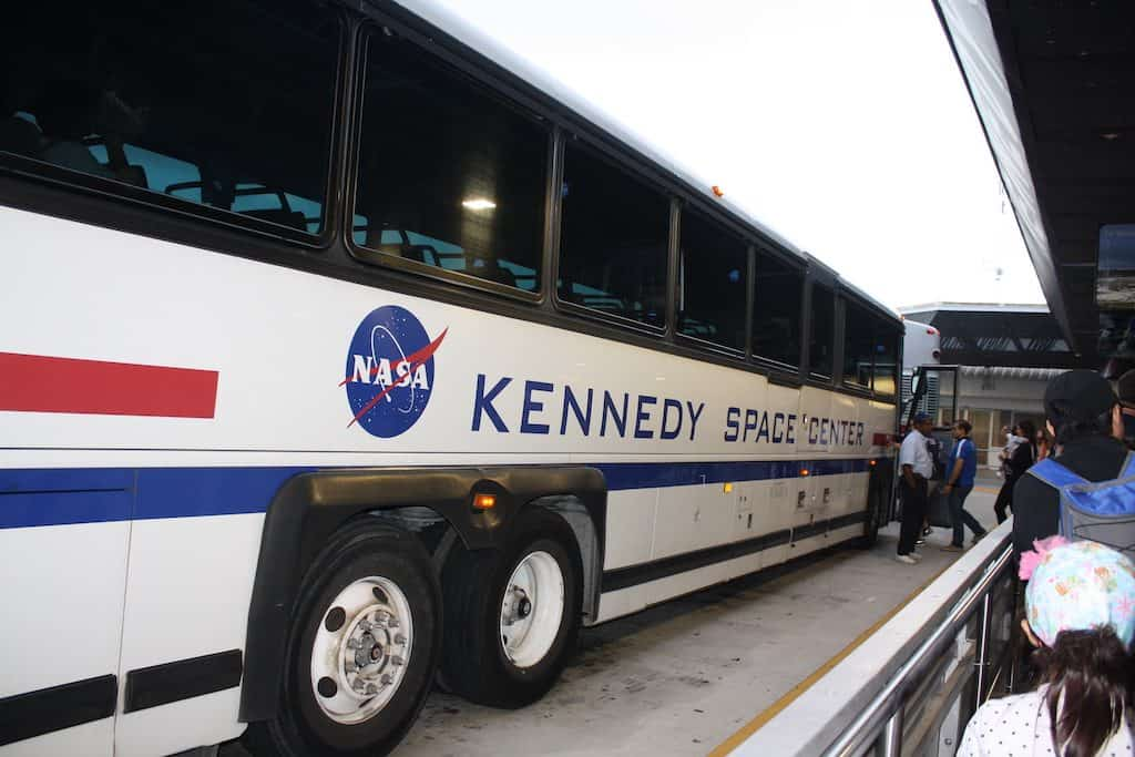 tips for visiting kennedy space center