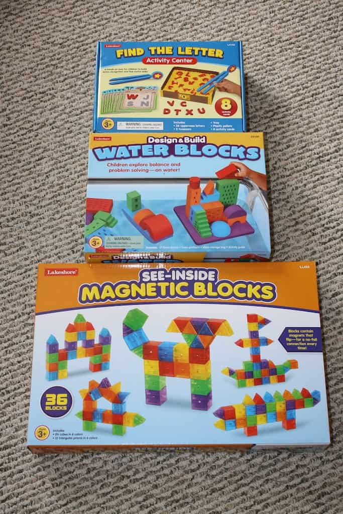 Learning through Play with Lakeshore Learning Toys - Any Tots