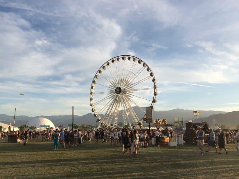 Coachella Festival Restaurants