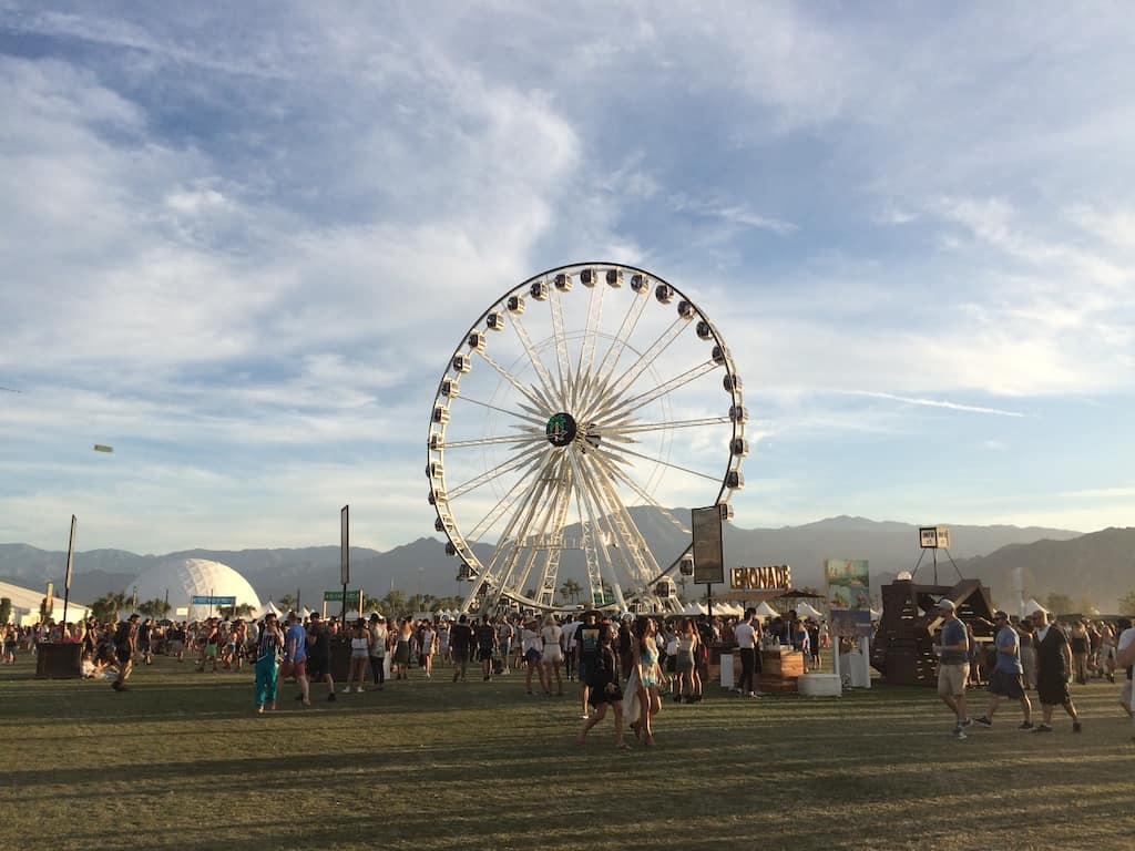 Coachella Festival Restaurants