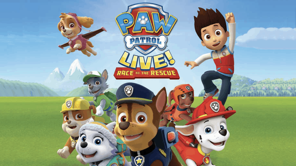paw patrol live discount tickets los angeles
