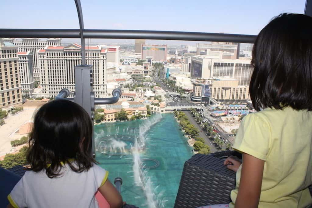 Bellagio Fountain Las Vegas