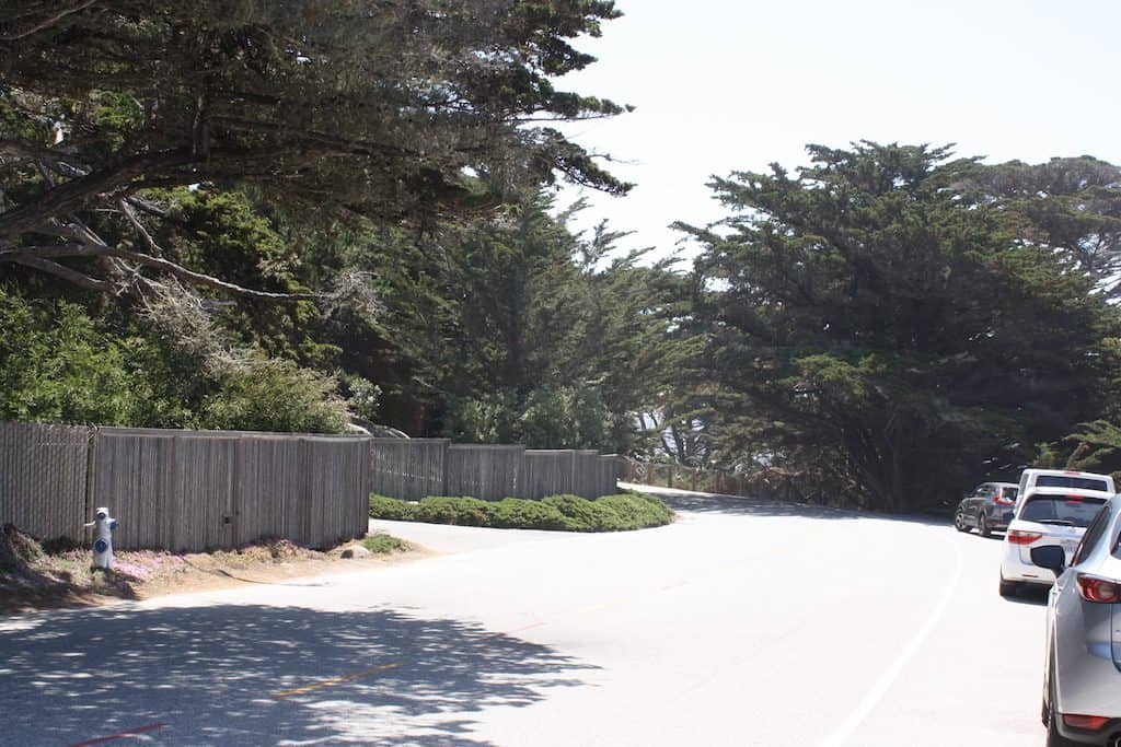 17 Mile Drive Road