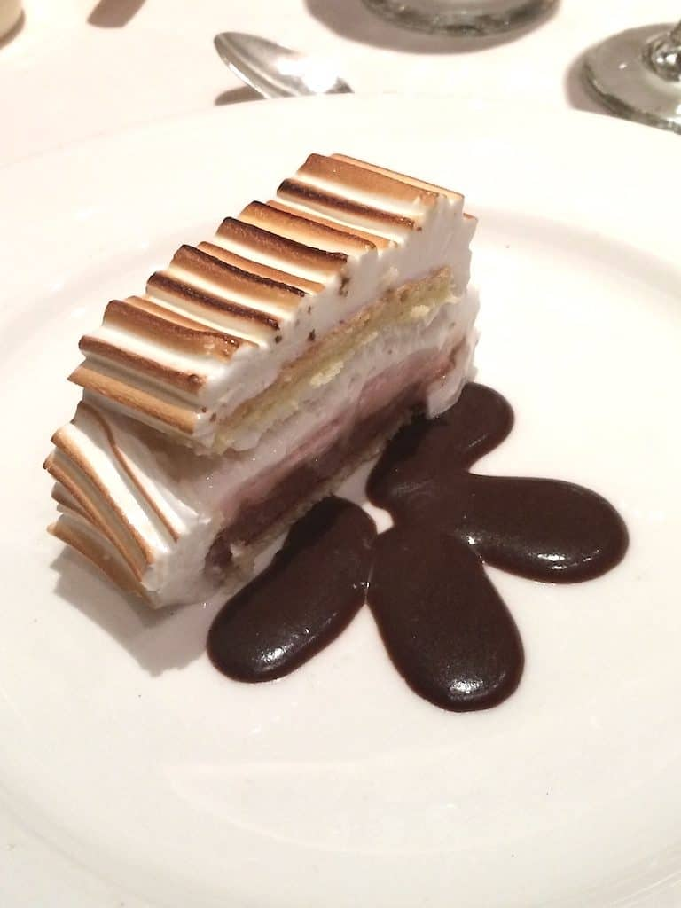 Princess Cruises Food and Menu: Day 7 of 7