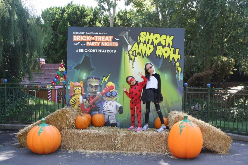 Legoland Brick or Treat Party Nights 2019 Costume
