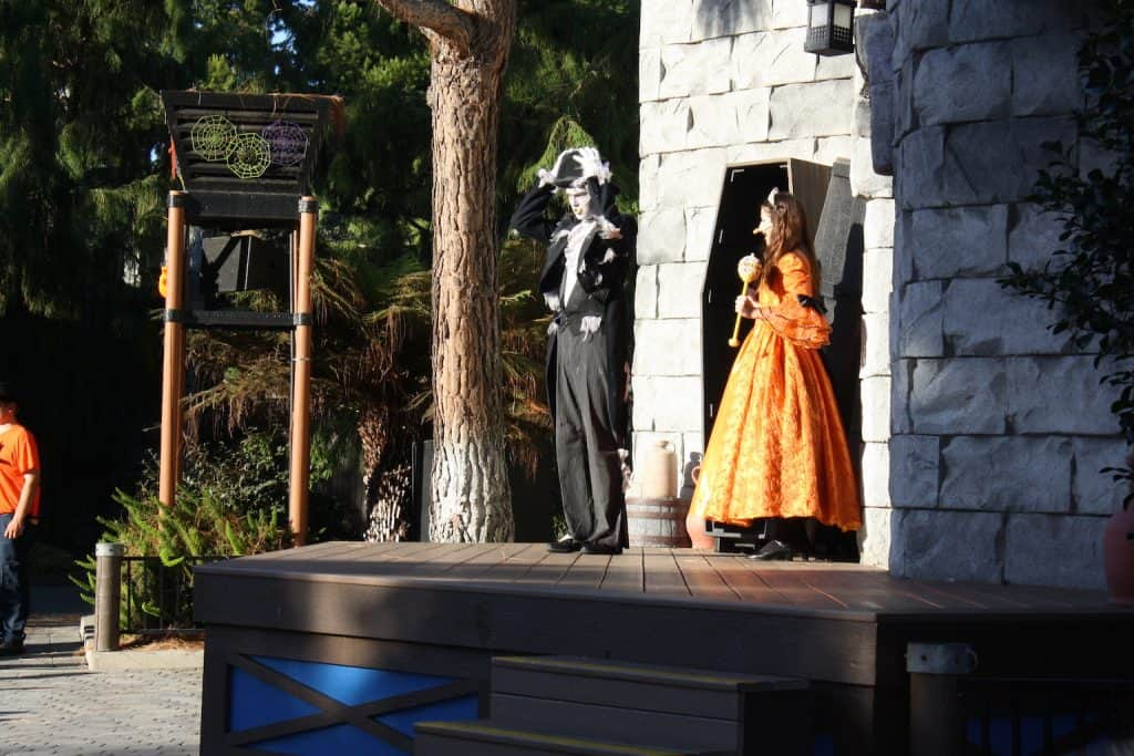 Legoland Brick or Treat Shows