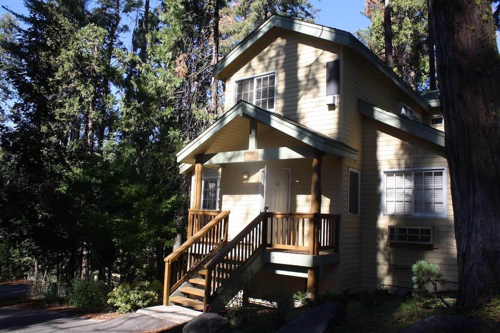 triplex cottages