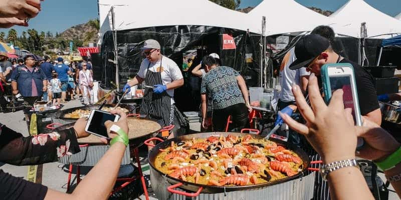 Filipino Food Block Party Discount Tickets