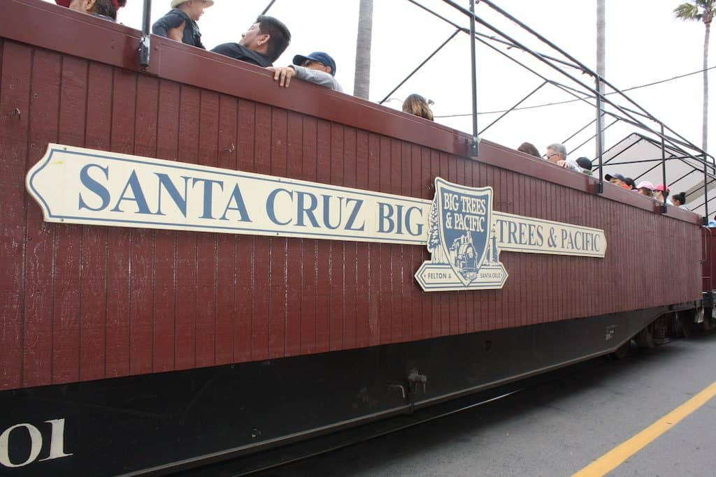 santa cruz rolling camp railroad