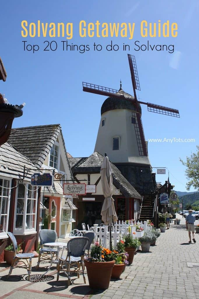 Things to do in Solvang California
