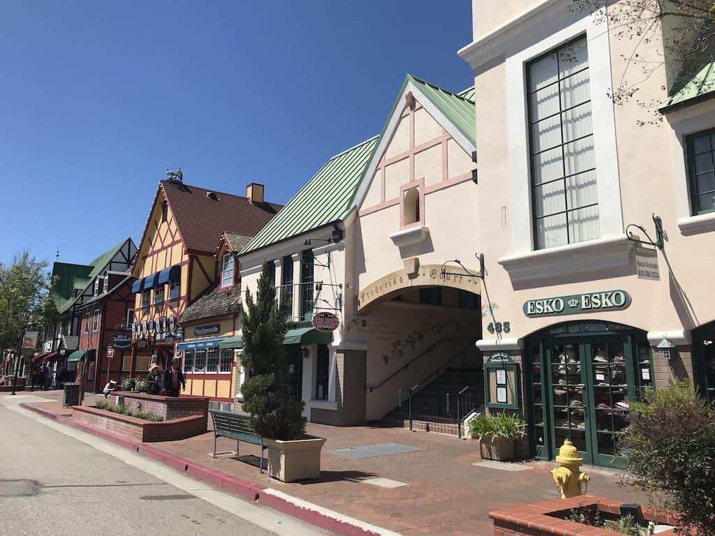 Solvang Shops