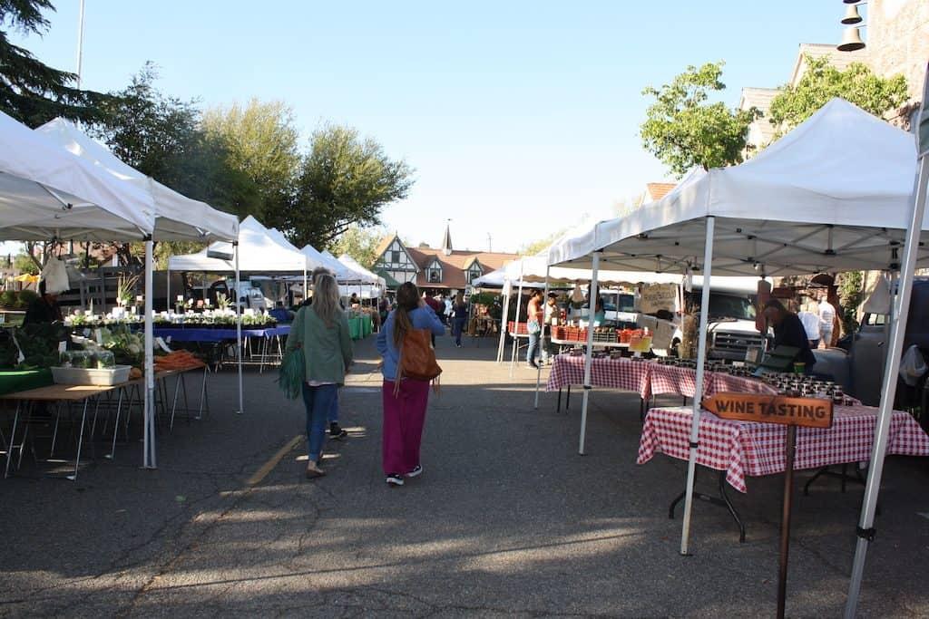 Solvang Farmer's Market