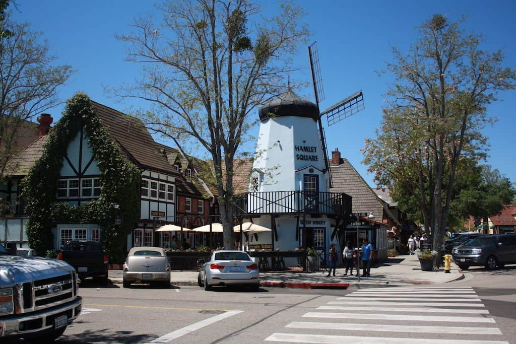 Solvang Windmill Address