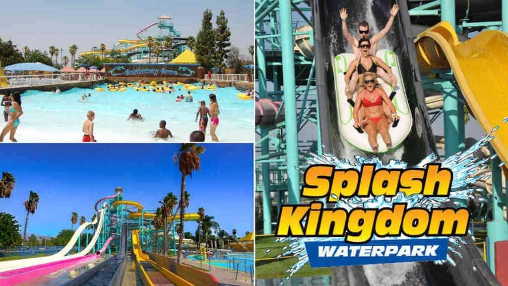Cheap Splash Kingdom Tickets