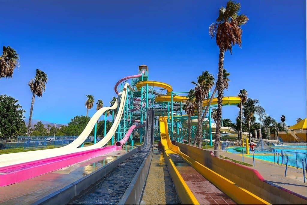 Splash Kingdom Rides