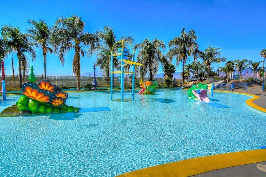 Splash Kingdom for Toddlers
